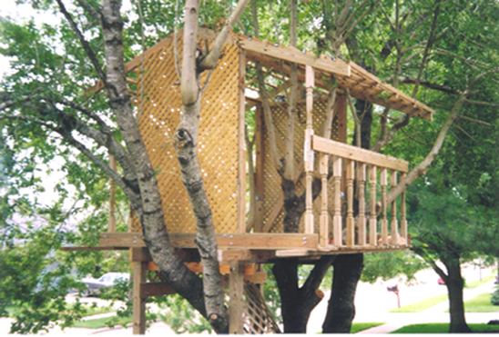 treehouse designs free